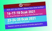 Anadolu Üniversitesi Açıköğretim Fakültesi Dönem Sonu Sınavı Ne Zaman ve Nasıl Yapılacak?